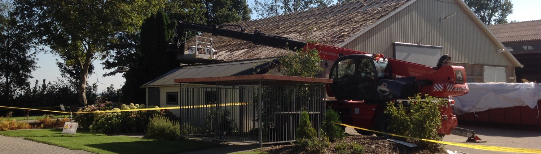 RoofPlus | Renovatie loods, nieuwbouw & sanering asbest